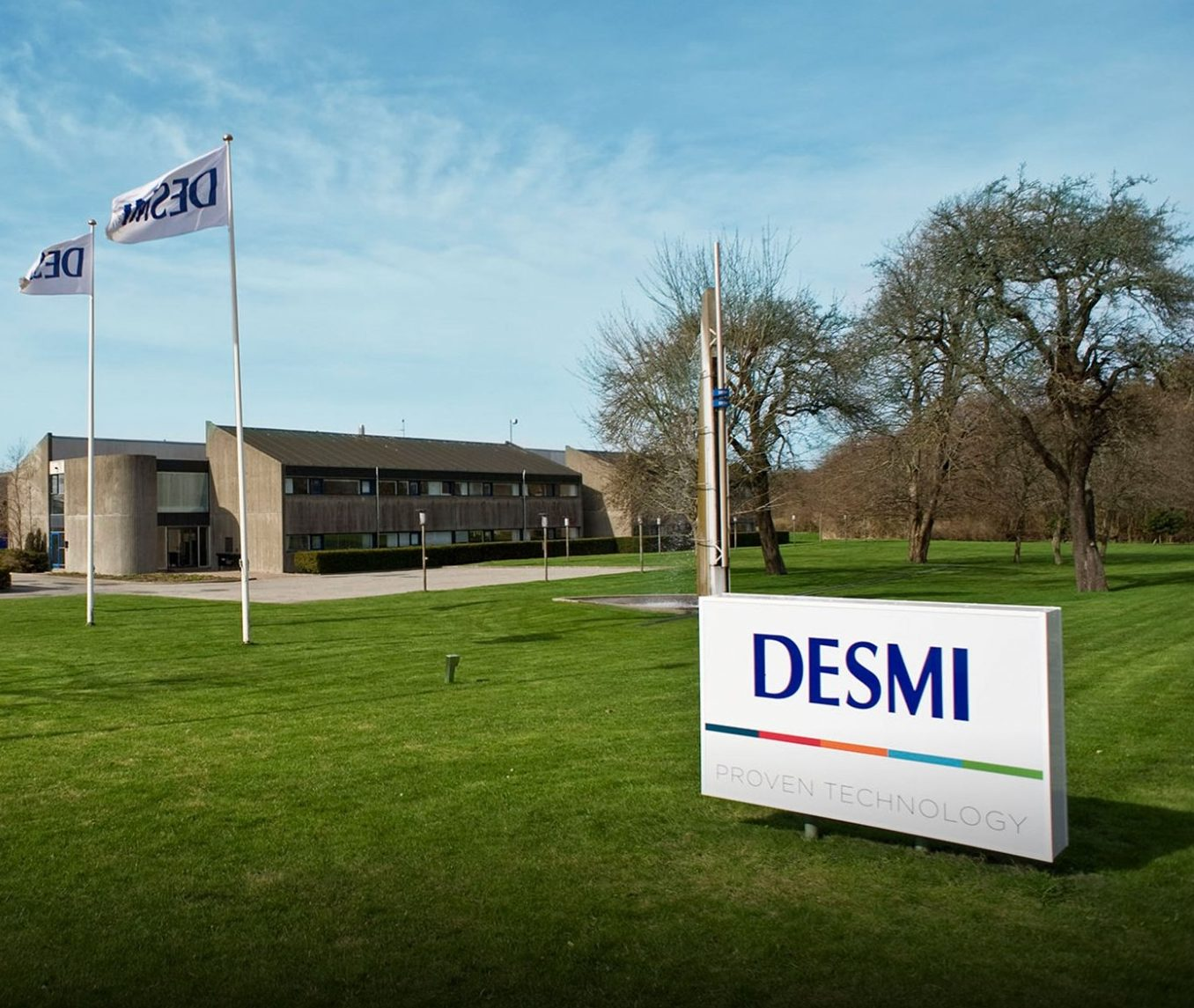 DESMI kontor